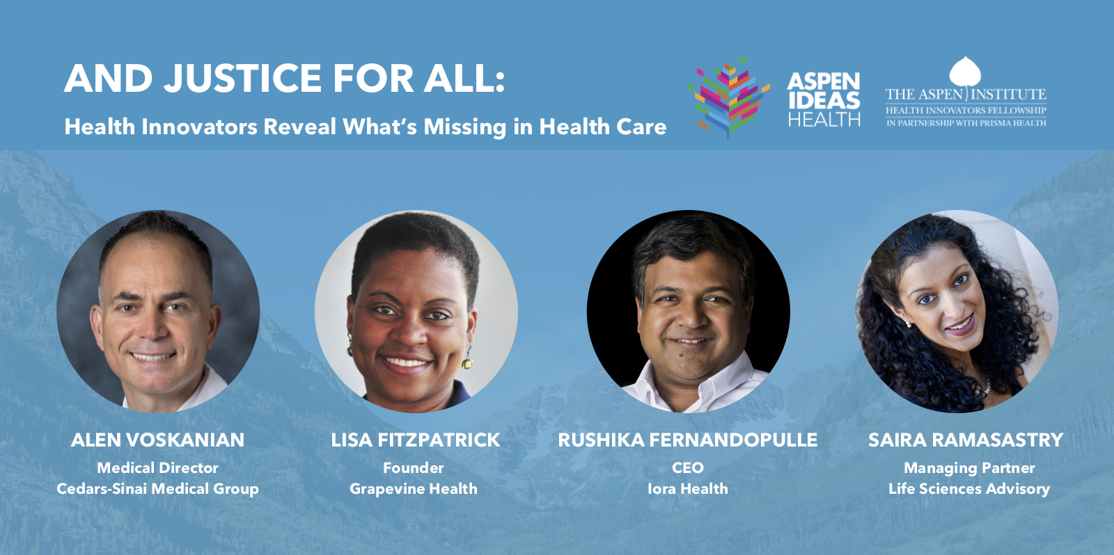 Aspen Ideas: Health Graphic
