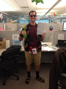 Joseph Beker – Tacky Tourist Day
