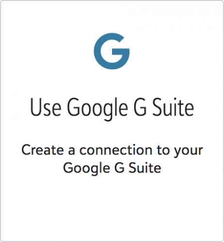 Set up Single Sign-On (SSO) with Blackbaud ID and Google G Suite