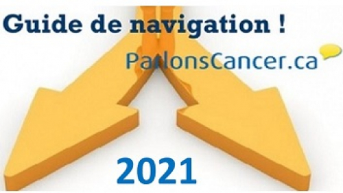 Guide de navigtion ParlonsCancer.ca