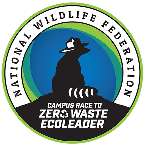 Campus Race to Zero Waste Badge