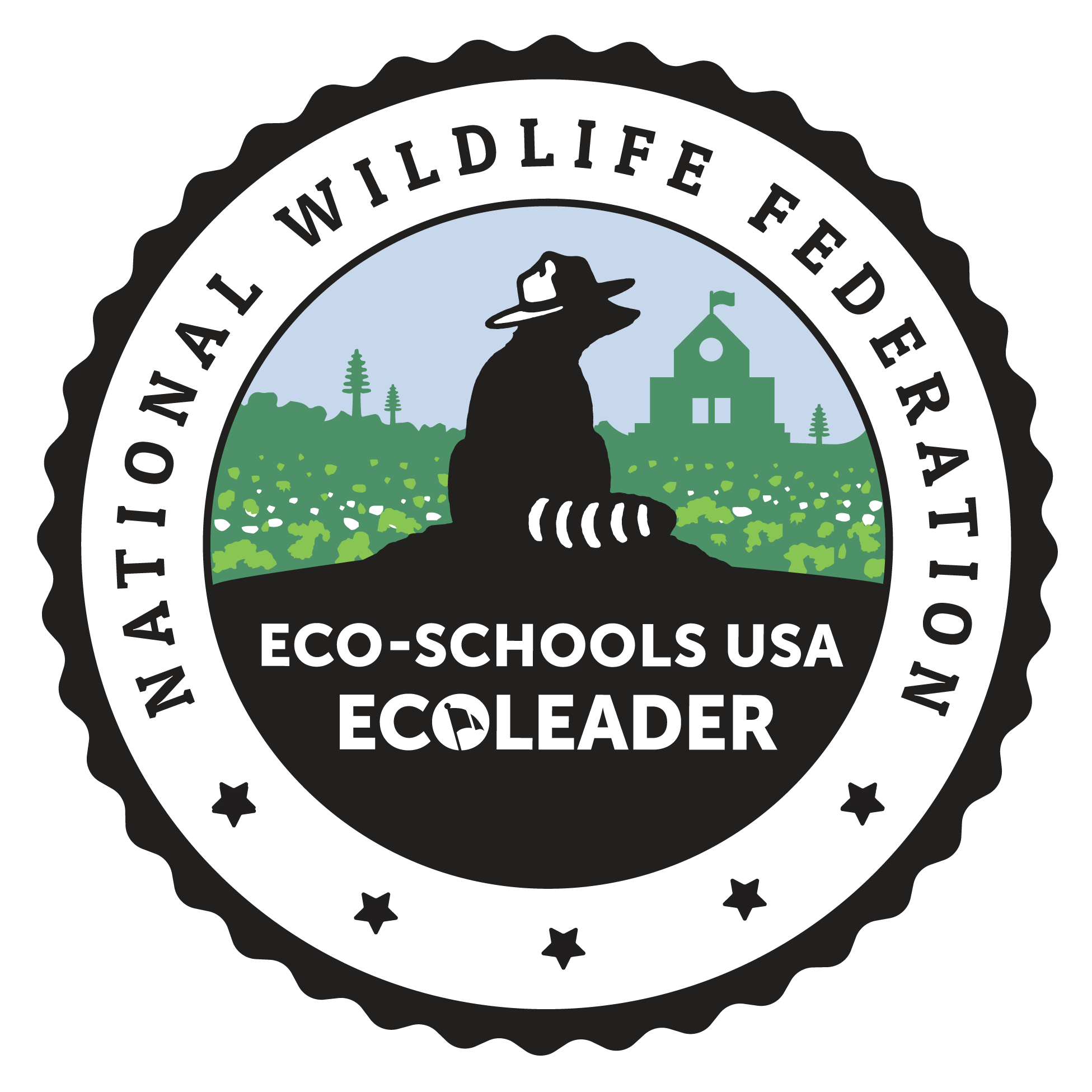 Eco-Schools Badge