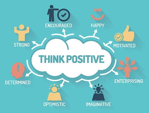 think positive