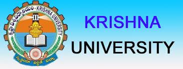 Krishna University Logo