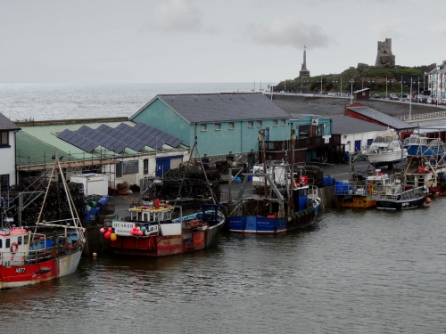Photograph of harbour