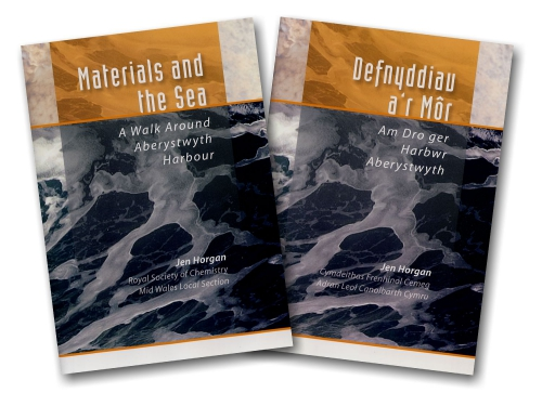 Materials and the Sea booklets