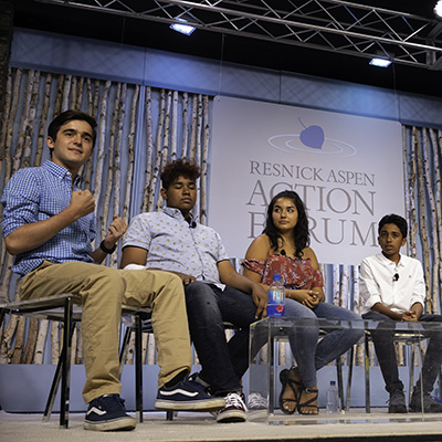 Global Youth Leaders Offer Advice on Living Fearlessly 183