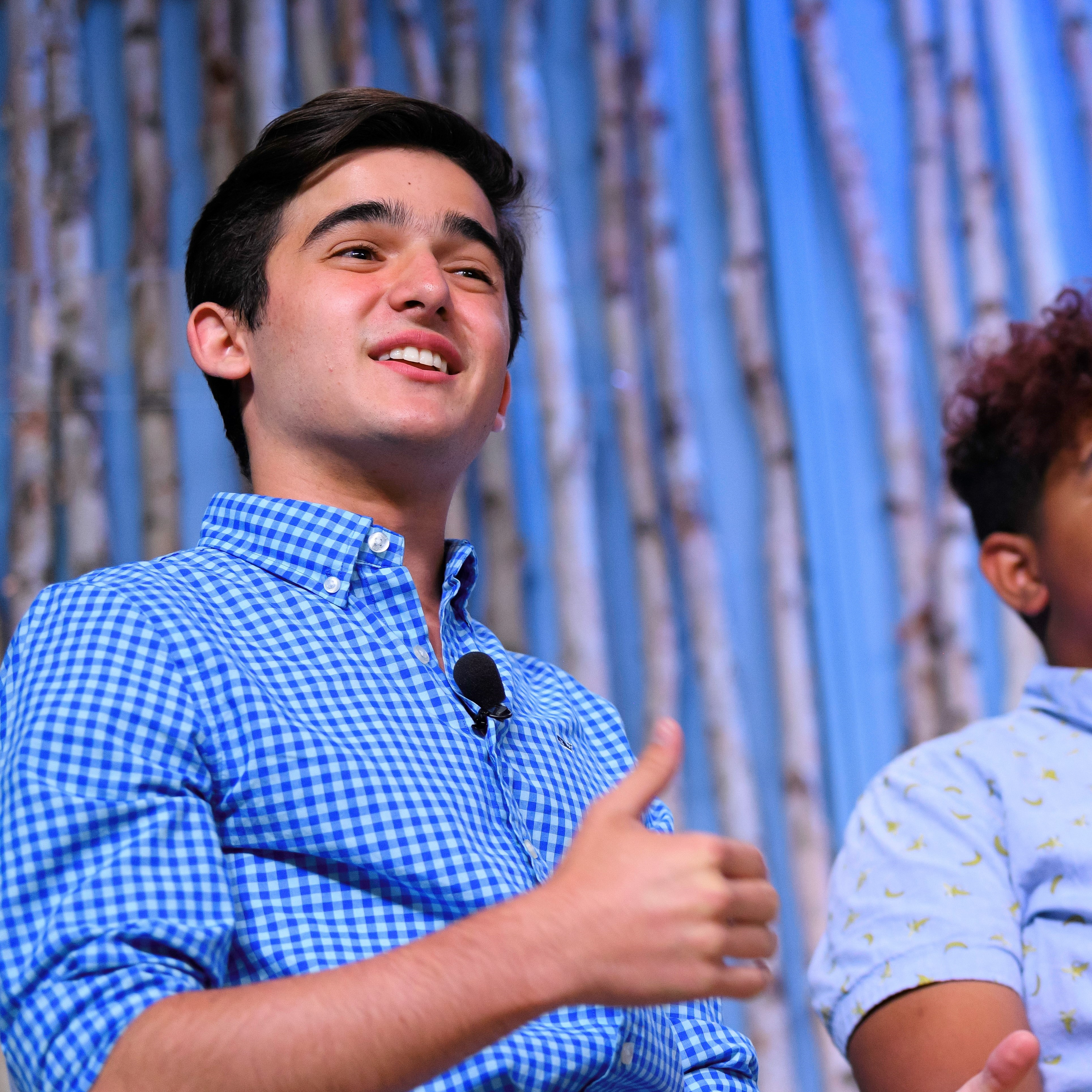 Salvador Gomez On His Experience At The Youth Action Forum 201