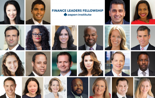 Announcing The 2021 Class Of The Finance Leaders Fellowship 254