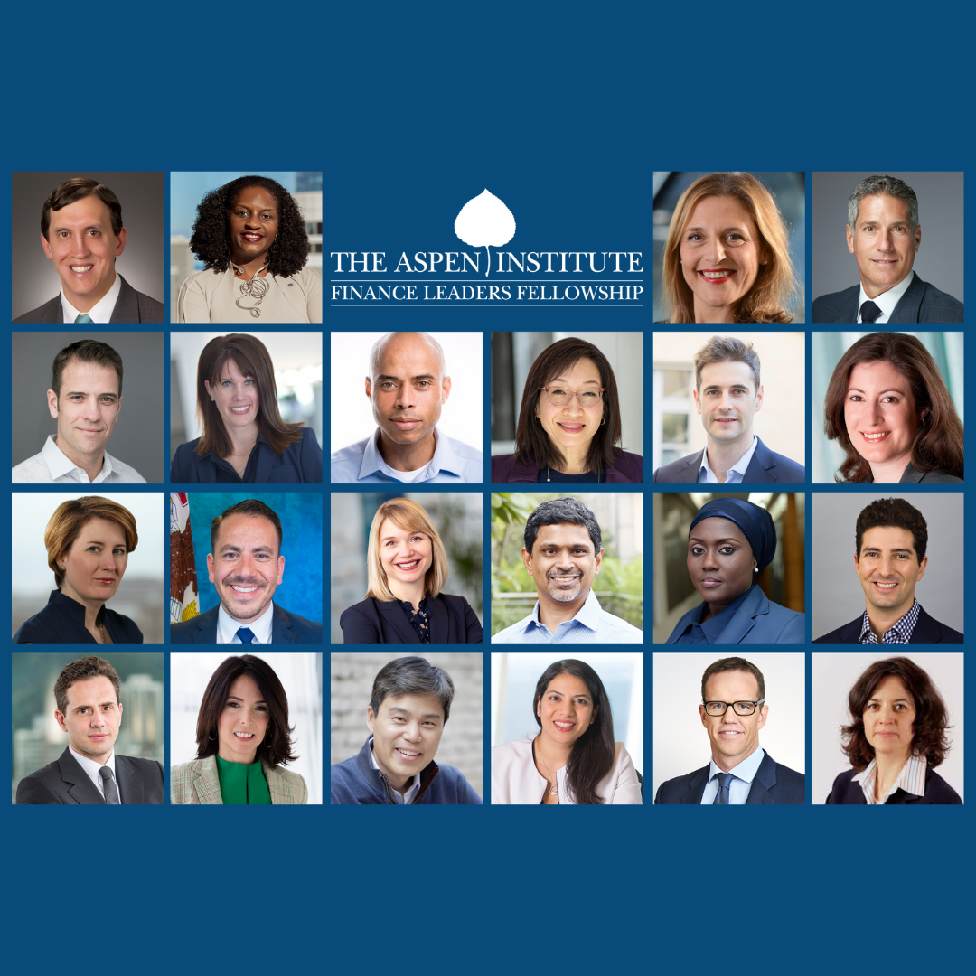 Announcing The 2019 Class Of The Finance Leaders Fellowship 210