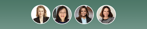 Making Advancements In Gender Diversity And Equality Across The Financial Services Industry | Finance Leaders Fellows Q&A 252