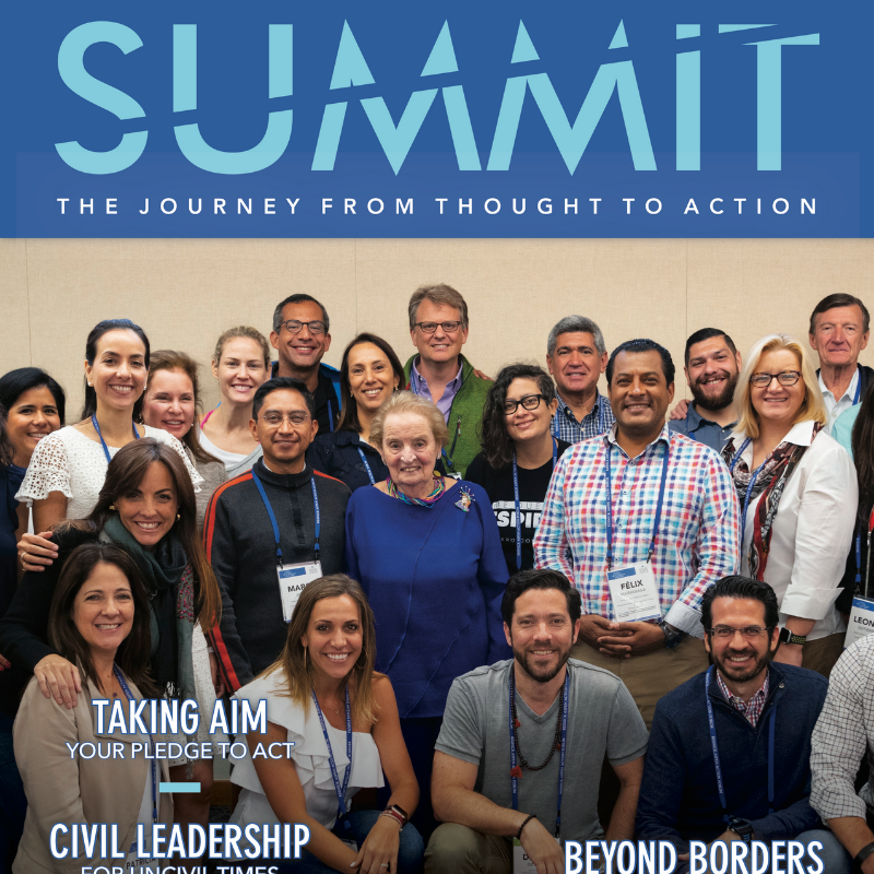 The 2019 Edition Of The Summit: The Journey From Thought To Action - The Magazine Of The AGLN 225