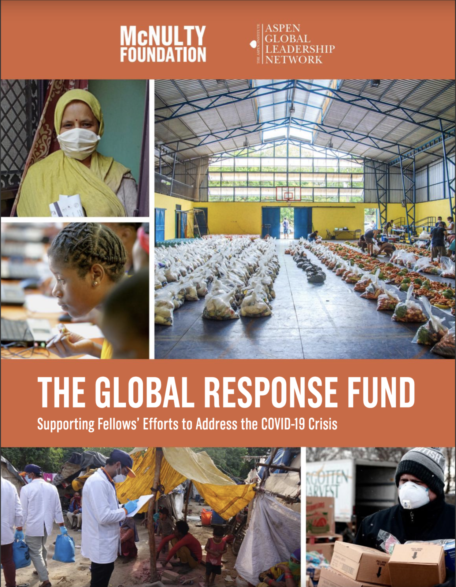 Supporting Global Efforts To Address The COVID-19 Crisis 243