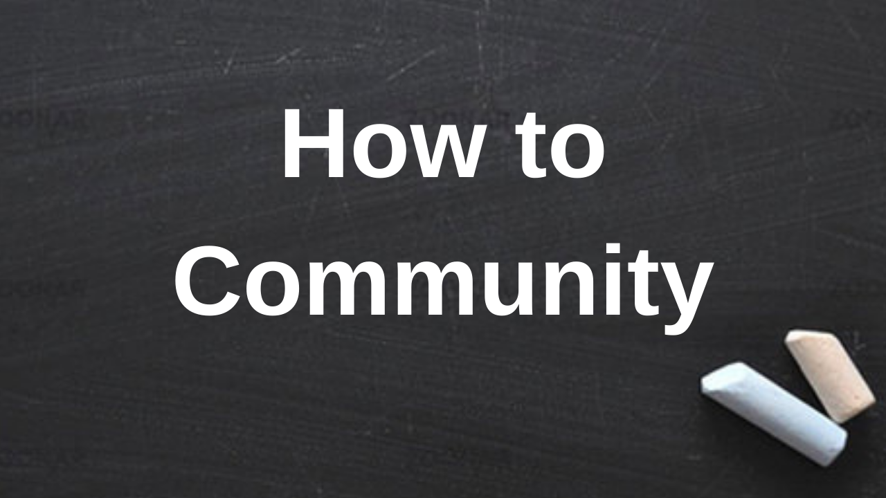 Updating Subscriptions In Community 4788