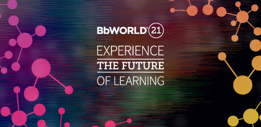 BbWorld 2021: Experience the Future of Learning (Week One) 1018
