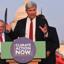 Weekly Briefing: Sen. Whitehouse says 'carbon pollution fees are getting real'