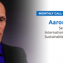 September Monthly Meeting And Actions W/ Aaron Cosbey, International Institute For Sustainable Development