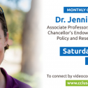 March Monthly Actions & Meeting W/ Jennifer Burney, UC San Diego