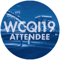 WCQI 2019 Attendee