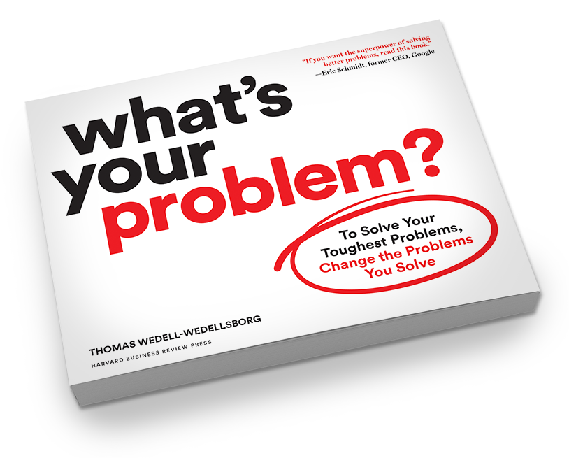 """April Book Club Discussion for """"What's Your Problem"""" 1789"""