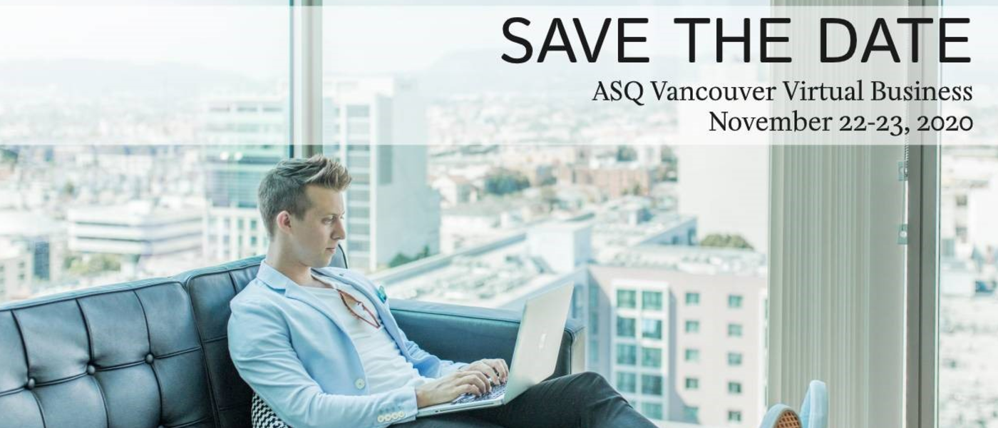 2020 Western Canada Conference hosted by ASQ Vancouver 2186