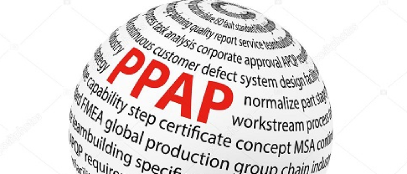 Supplier Production Part Approval Process (PPAP) What Software Does and Does Not Work and Why 2202