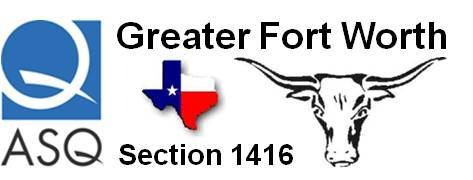 ASQ Greater Ft Worth - Member (PD) Meeting - SAVE THE DATE 2293