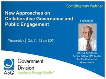 Government Division - October 7 Webinar - New Approaches on Collaborative Governance 2341