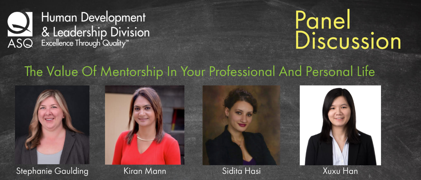 HD&L Panel Discussion: The Value Of Mentorship In Your Professional And Personal Life 2527