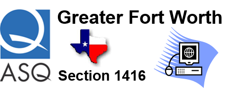 ASQ Greater Ft Worth - ONLINE CSQP - Supplier Professional Class - CANCELLED 2567