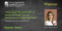 HD&L Webinar: Unlocking the potential of teams through Social Performance Management 3237