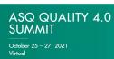 ASQ Quality 4.0 Summit - Virtual 3470