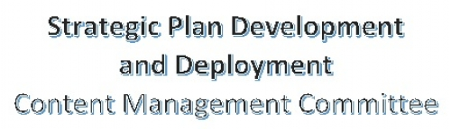 Strategic Planning CMC