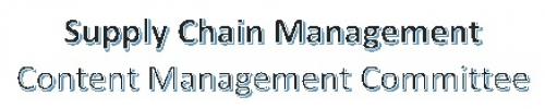 Supply Chain CMC