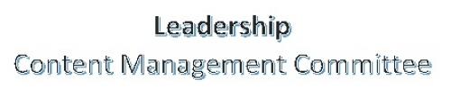 Leadership CMC