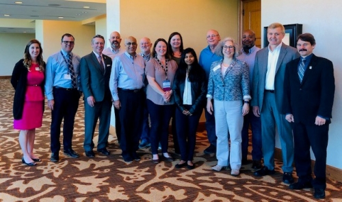 Government Division Member Leaders at 2019 WCQI