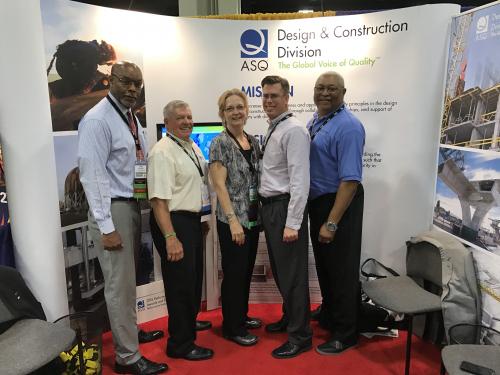DCD Member Leaders at WCQI 2017