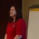 Kristi Boyett presenting from the City of Tyler 4224