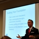 John Baranzelli presenting from the State of Illinois 4226