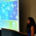 Shruti Patil presenting from the City of Tyler 4222