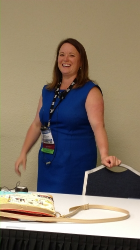 Presenting on Lean Six Sigma Supports Natural Disaster Recovery Activities
