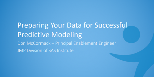 Preparing Your Data for Successful Modeling Thumbnail