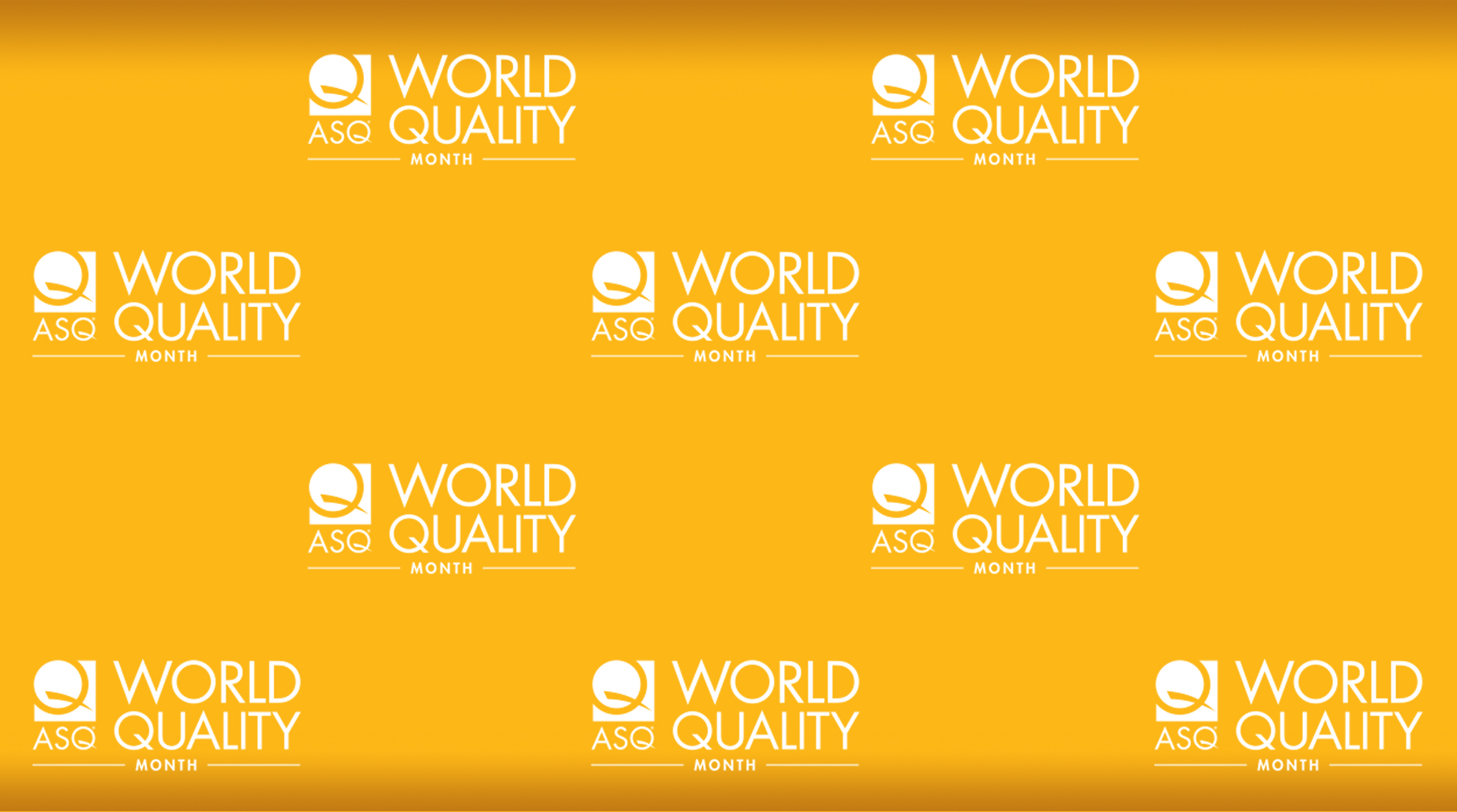 November Is World Quality Month - Time To Celebrate 1463