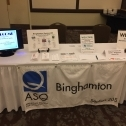 ASQ table at Buisness Show 4470