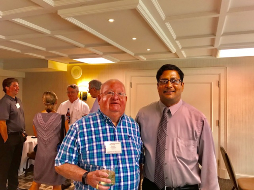 2019 ASQ Standards Committee Meeting Chuck Mosely and Abhijit Sengupta