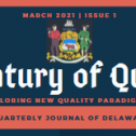 Watch this space for new journal of Delaware ASQ Section 11732