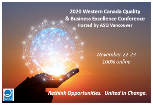 2020 ASQ Western Canada Conference