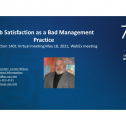 Speaker: Lonnie Wilson<br /> Topic: Job Satisfaction as a Bad Management Practice<br /> Recorded Video: https://youtu.be/pBe4paf5e8I 12933