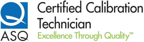 ASQ-Certified Calibration Technician Logo