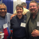 Three of the co-authors of The Metrology Handbook 10135